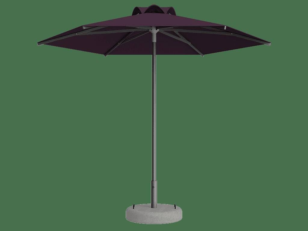 Ομπρέλα Τύπου Παραλίας Sole Ενισχυμένη Ελαφρού Τύπου Cassis