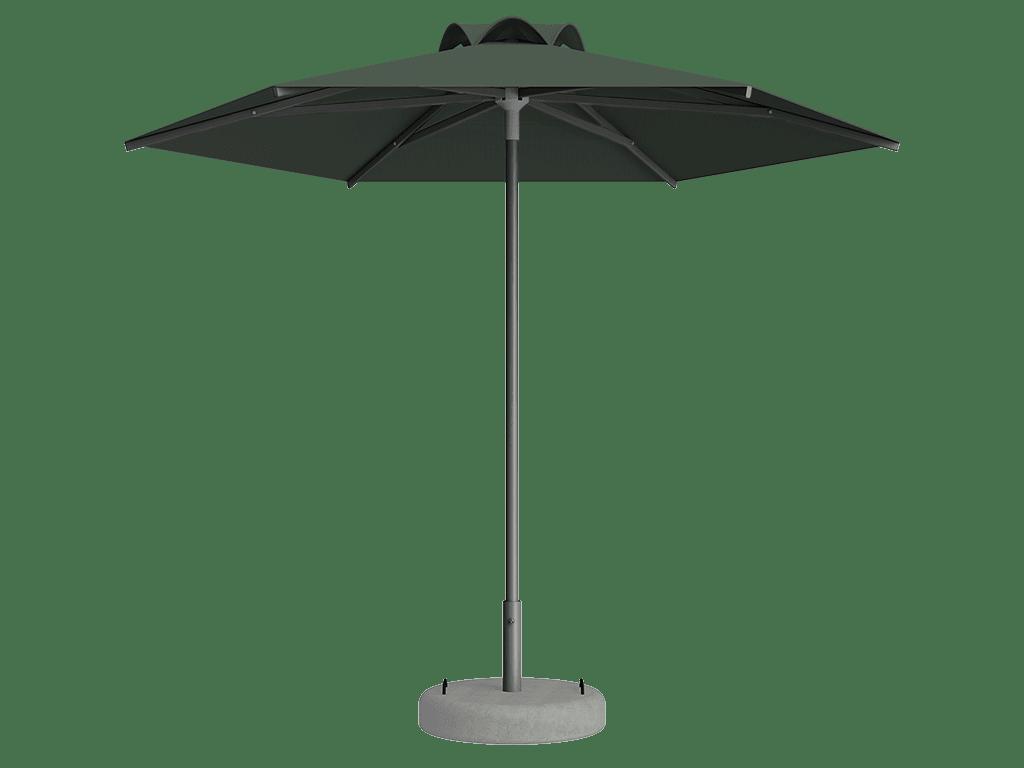 Ομπρέλα Τύπου Παραλίας Sole Ενισχυμένη Ελαφρού Τύπου Fougere