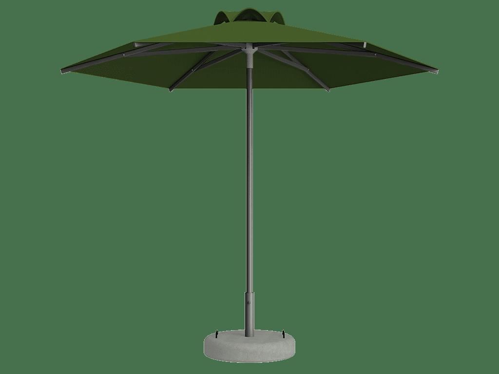 Ομπρέλα Τύπου Παραλίας Sole Ενισχυμένη Ελαφρού Τύπου Granny Chine
