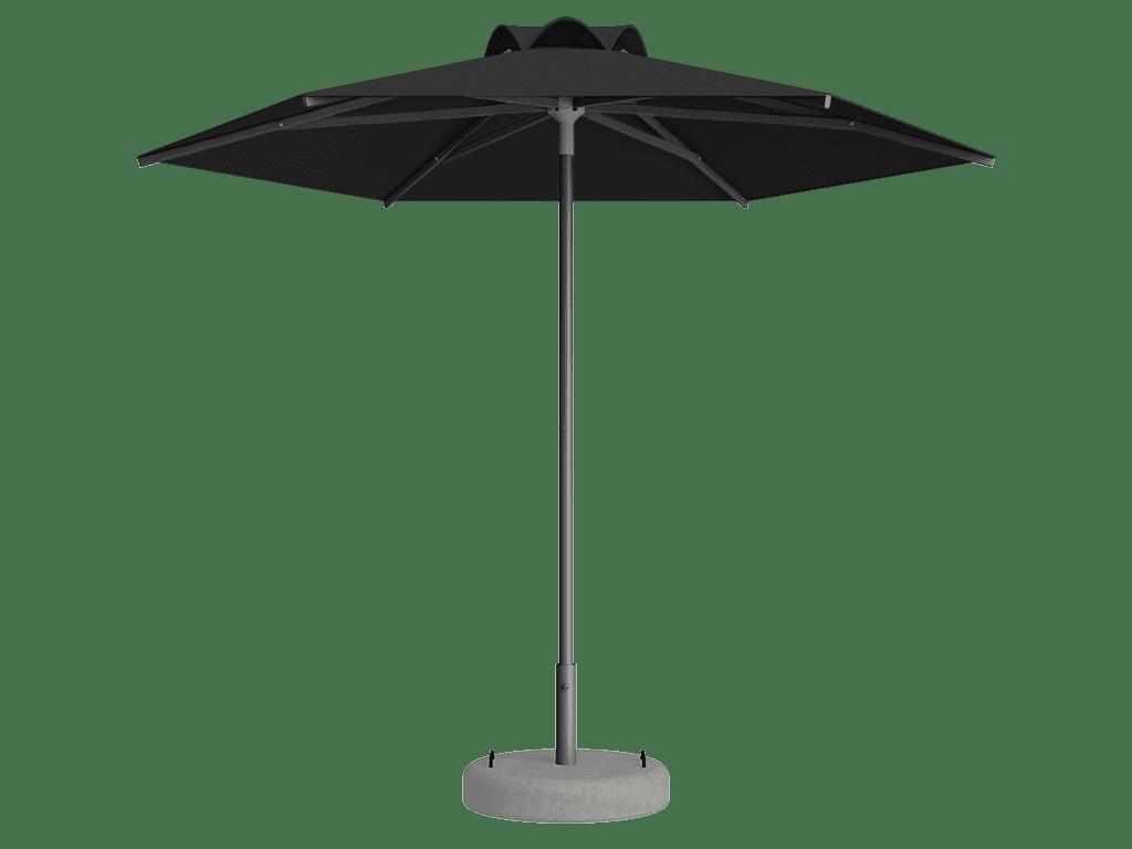 Ομπρέλα Τύπου Παραλίας Sole Ενισχυμένη Ελαφρού Τύπου Macadam
